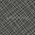 Gewebtes Netz Vektor Muster