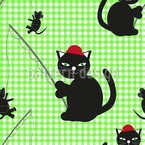 Cat-And-Mouse-Game Repeat Pattern