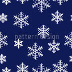 Winter Wonder Seamless Vector Pattern Design