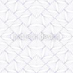 Feine Fäden Spinnen Designmuster