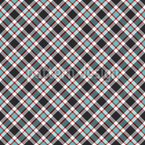 Tartan Seamless Vector Pattern Design