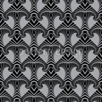 Maori Arrow Seamless Vector Pattern