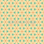Circles And Triangles Repeating Pattern