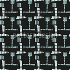 In Simple Terms Seamless Vector Pattern Design