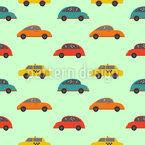 Cartoon Cars Repeat