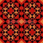 Kilim Tiles Vector Design
