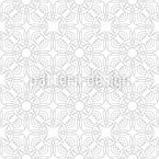 Graphical Embellishment Vector Ornament