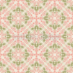 Vintage Memories Seamless Vector Pattern Design