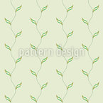 Leaf Plant Pattern Design