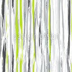 Drybrush Streifen Glück Nahtloses Vektormuster