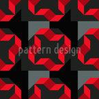 Geometrische Drehung Muster Design
