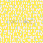 Brush Dots Repeat Pattern
