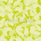Im Blätterdschungel Nahtloses Vektormuster