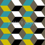 Outside of the box Seamless Vector Pattern Design