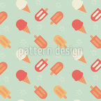 Cool Guys Seamless Vector Pattern Design