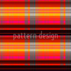 Glowing Stripes Seamless Vector Pattern Design