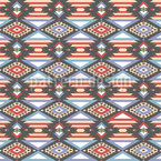 Soft South Seamless Vector Pattern Design