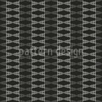 Dotted Stripes Seamless Vector Pattern Design