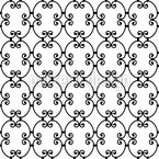 Forged Elegance Seamless Vector Pattern