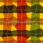 Quase xadrez Design de padrão vetorial sem costura