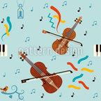 Das Konzert Nahtloses Muster