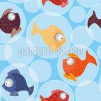 Fisch Blasen Vektor Design