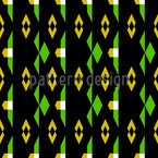 Geometric Pieces Pattern Design