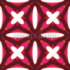 Retro Stitching Seamless Pattern