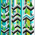 Skitag Vektor Design