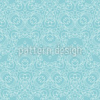 Elegant Lines Seamless Vector Pattern Design