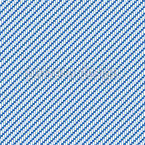 Jeans Fabric Seamless Vector Pattern Design