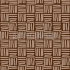 Basket Weave Seamless Vector Pattern Design