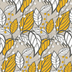 Floral Party Vector Pattern