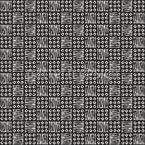 Quadrat Gegen Quadrat Nahtloses Vektormuster
