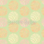 Round And About Seamless Vector Pattern Design