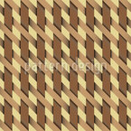 Wicker Seamless Vector Pattern Design