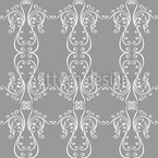 Elegance of the 1920s Seamless Vector Pattern Design