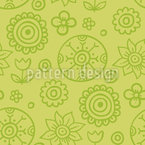 Childhood Treasures Seamless Vector Pattern Design