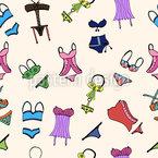 Unterwäsche Nahtloses Muster