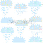 Clouds Pattern Design
