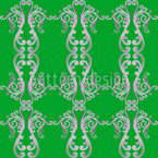 Mirror Swirls Seamless Vector Pattern Design