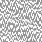 Schwipp Schwapp Wellen Nahtloses Vektor Muster