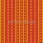 Retângulos no modo comum Design de padrão vetorial sem costura
