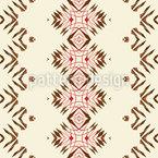 Gestreift Empor Muster Design