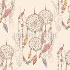 Träume Und Visionen Vektor Ornament