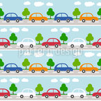 Cars Pattern Design