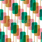Lollypop Parade Seamless Vector Pattern Design