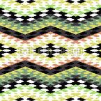 Streifen Mit Karos Designmuster