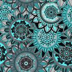 Mandala Pracht Musterdesign