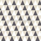 Triangle Up And Down Vector Ornament